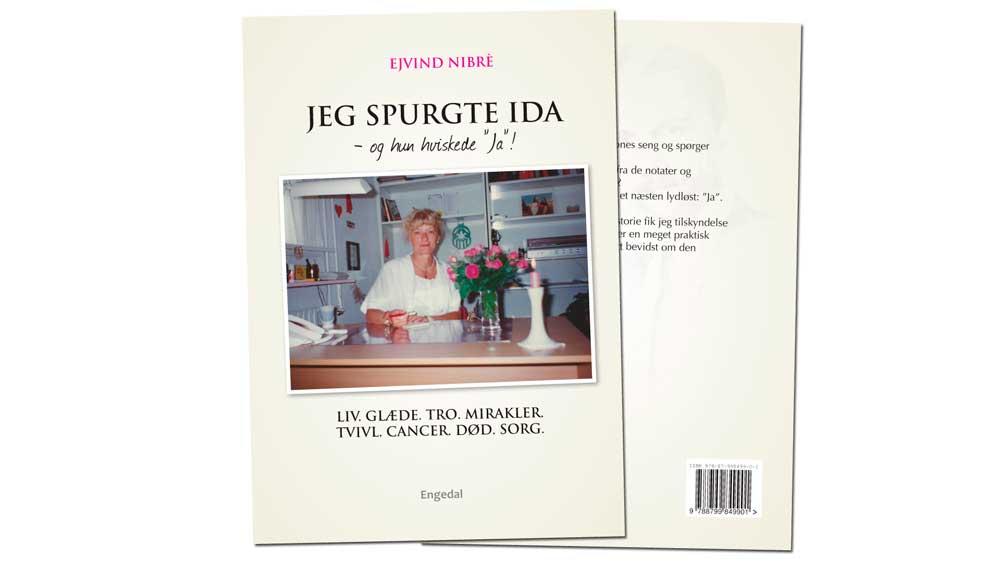 """'Jeg spurgte Ida – og hun hviskede """"Ja""""! af Ejvind Nibrè"""