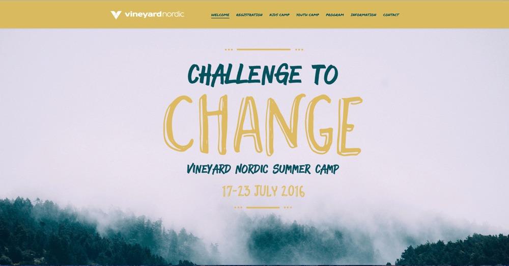 Vineyard Nordic Summer Camp